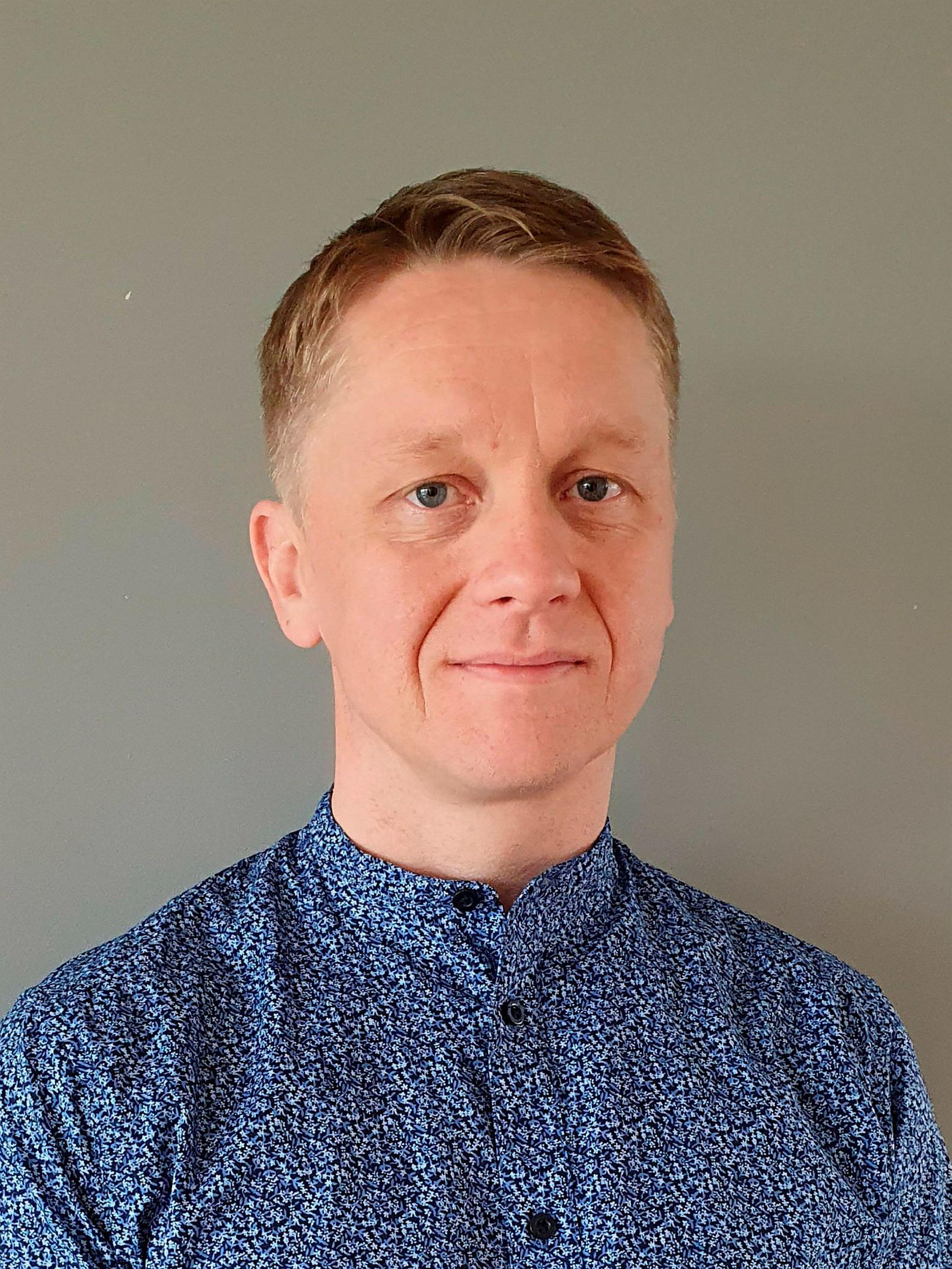 Guðmundur H. Gunnarsson, nýsköpunarstjóri hjá Skinney-Þinganes.