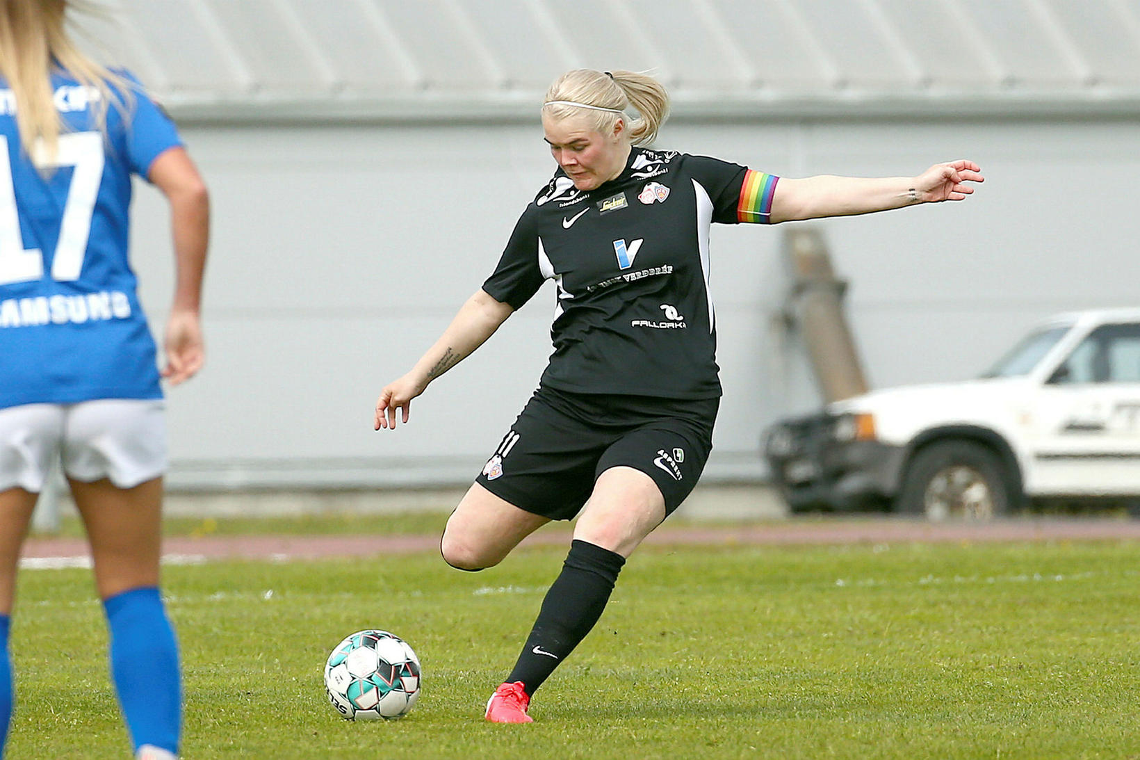Arna Sif Ásgrímsdóttir.