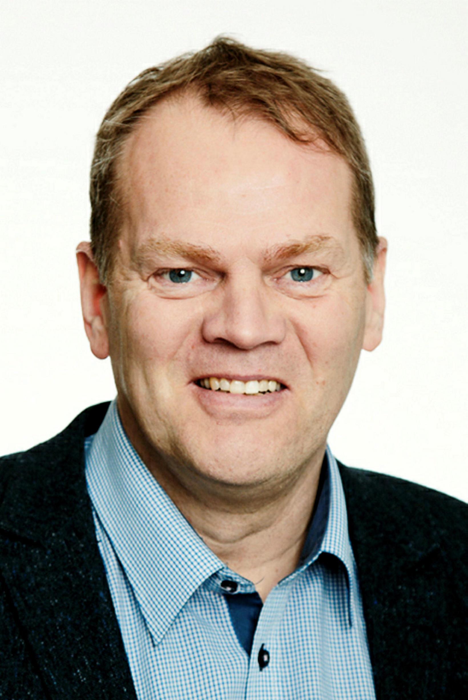 Gísli Páll Pálsson, formaður Samtaka fyrirtækja í velferðarþjónustu.