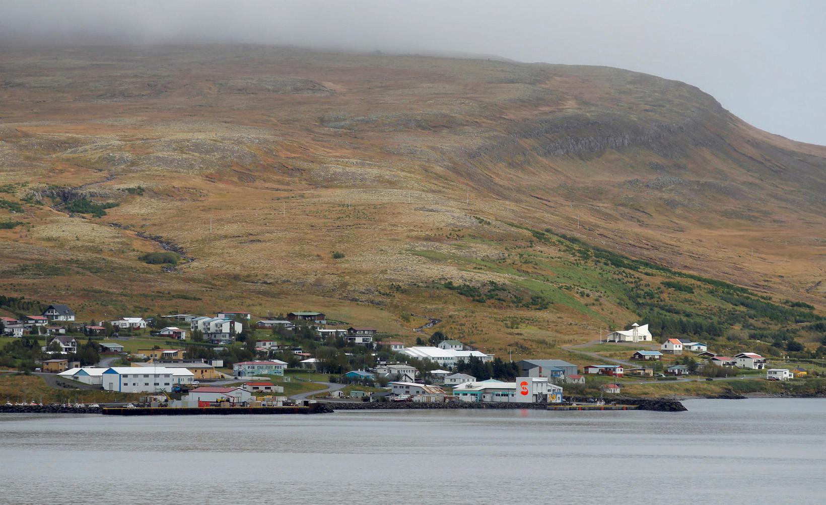 Stöðvarfjörður.