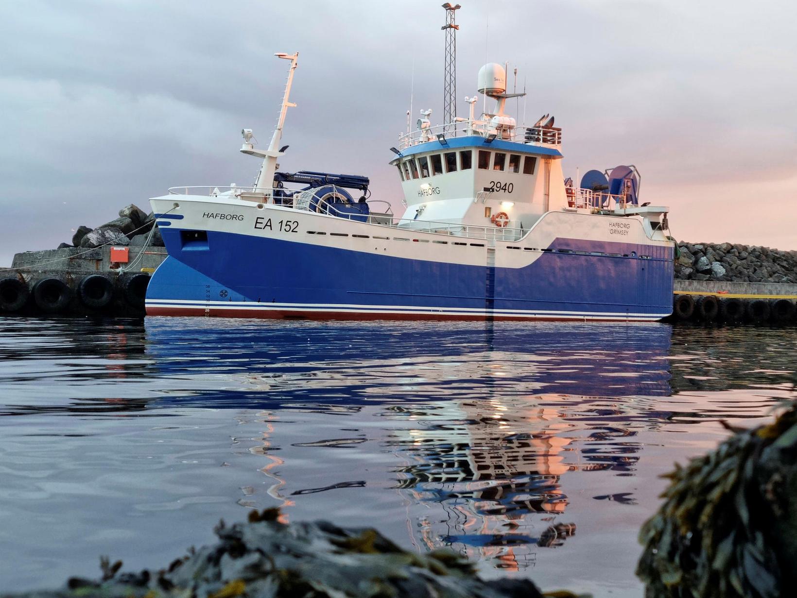Hafborg EA-152 er stálskip smíðað árið 2016 í Póllandi og …