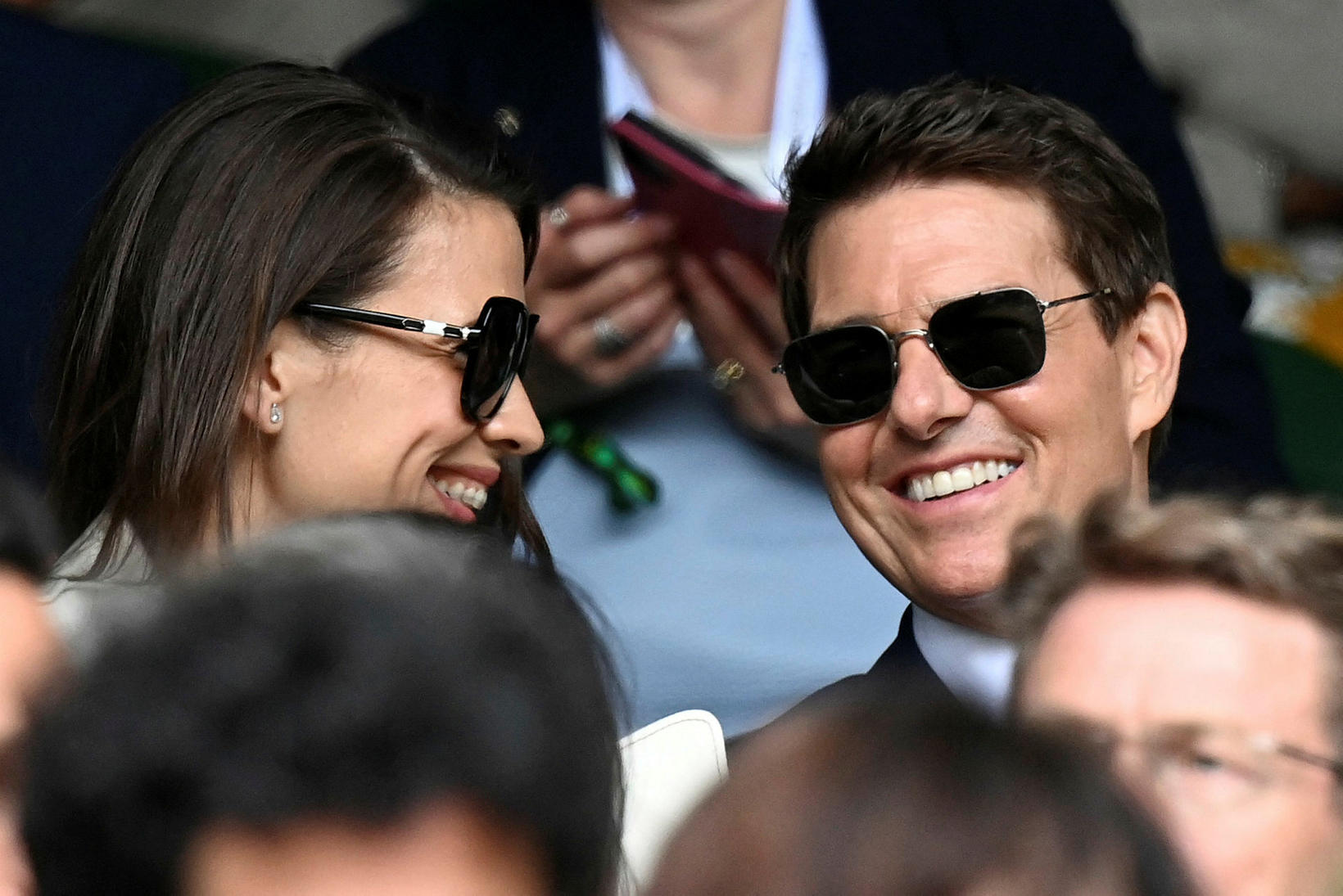 Tom Cruise í sumar.