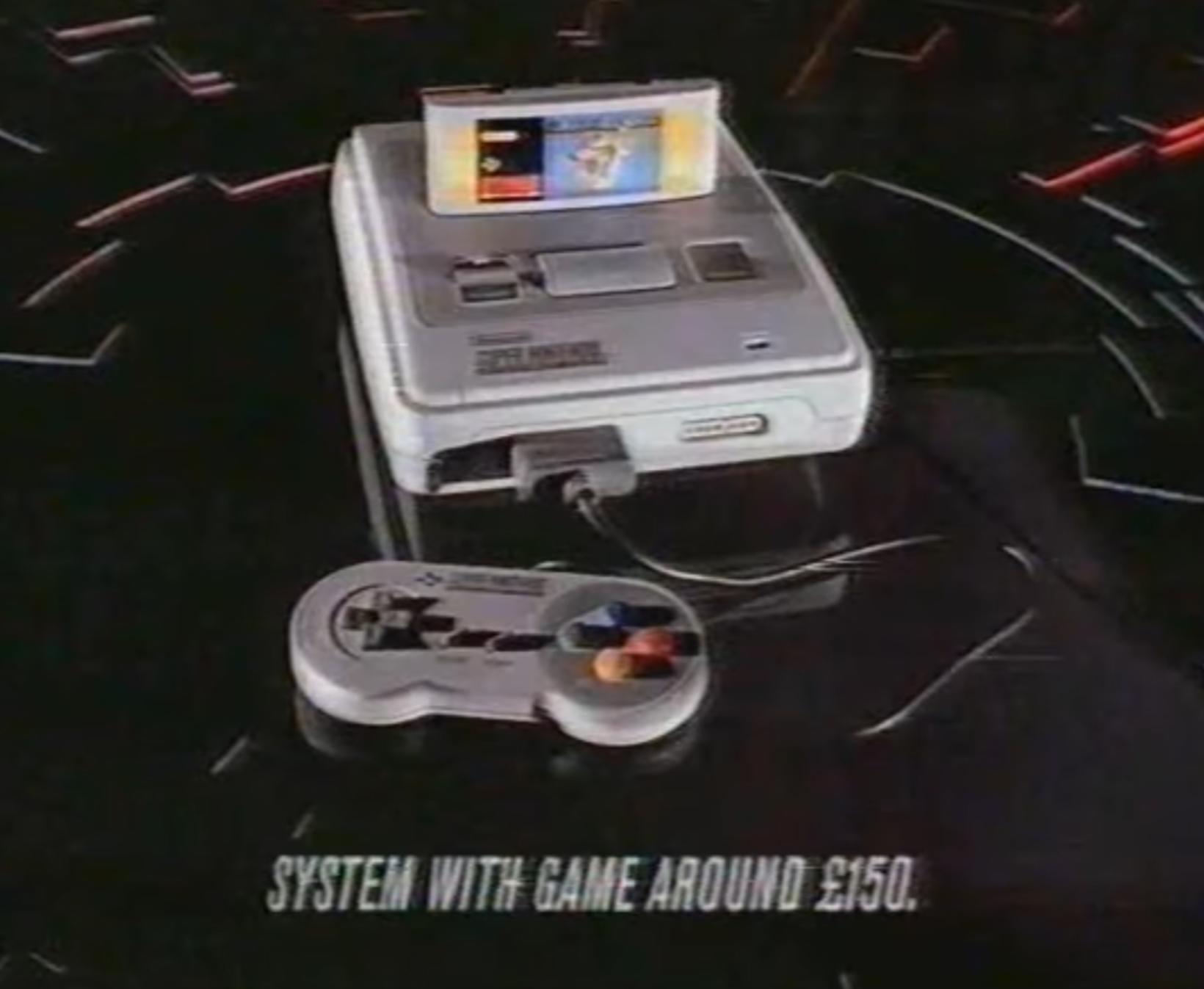 Super Nintendo.