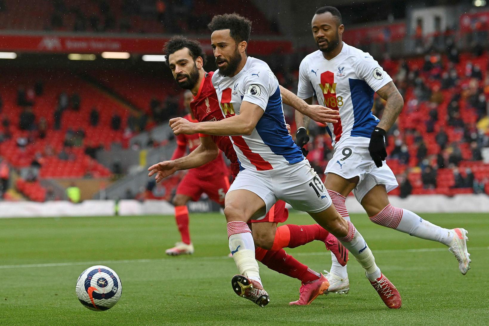 Andros Townsend er kominn til Everton en samningur hans við …
