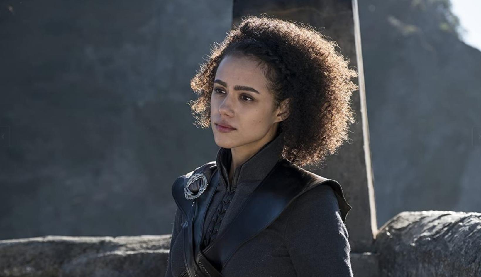 Nathalie Emmanuel úr Game of Thrones hélt hún væri í …