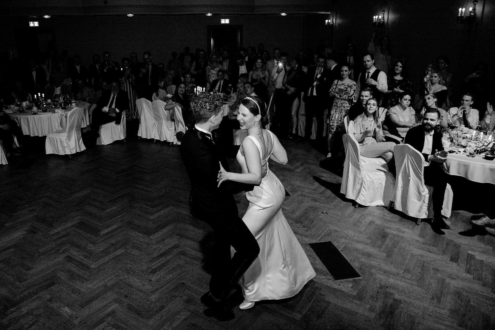Fyrsti dansinn.