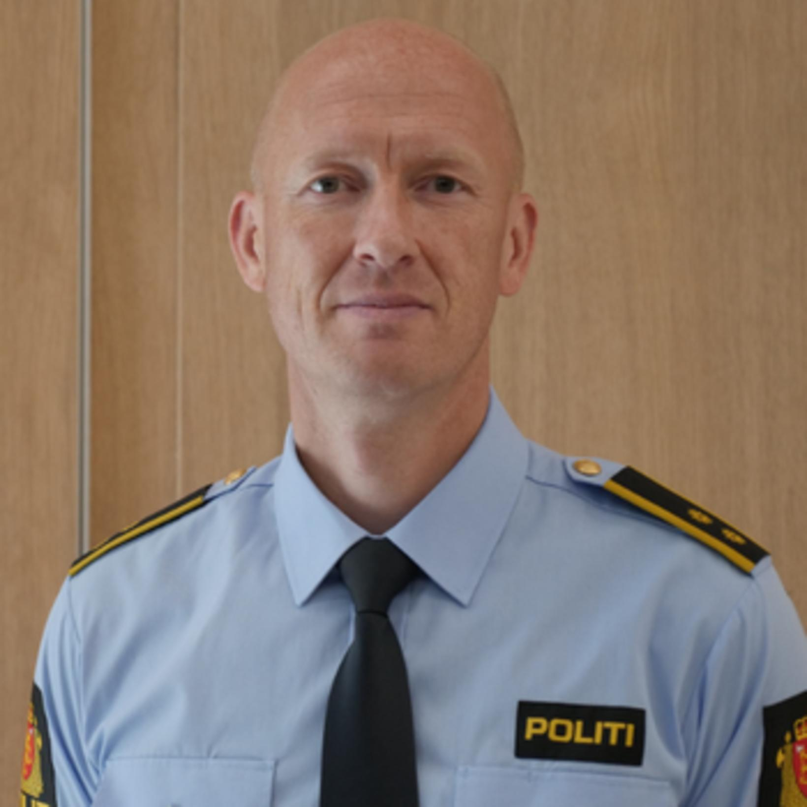 Øystein Andreassen, deildarstjóri NC3, eða Nasjonalt Cyberkrimsenter, hjá rannsóknarlögreglunni Kripos, …