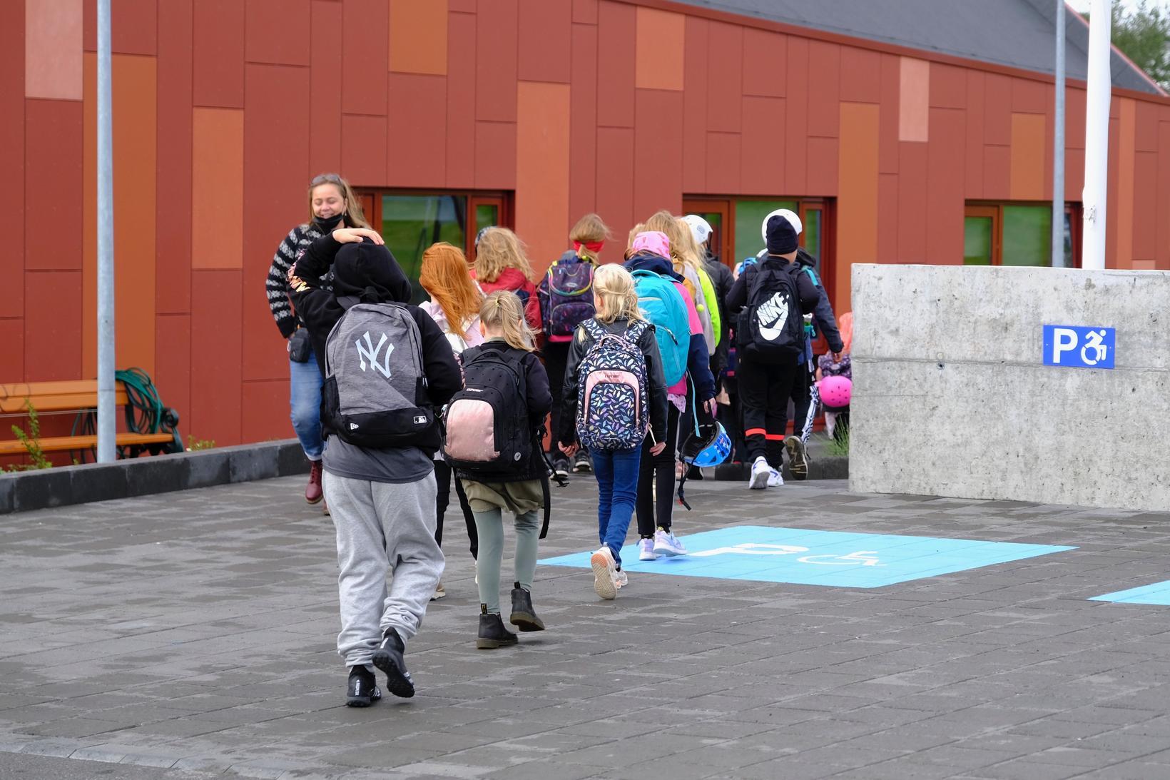 Miðað er við að skólastarf verði í húsnæði Hjálpræðishersins þangað …