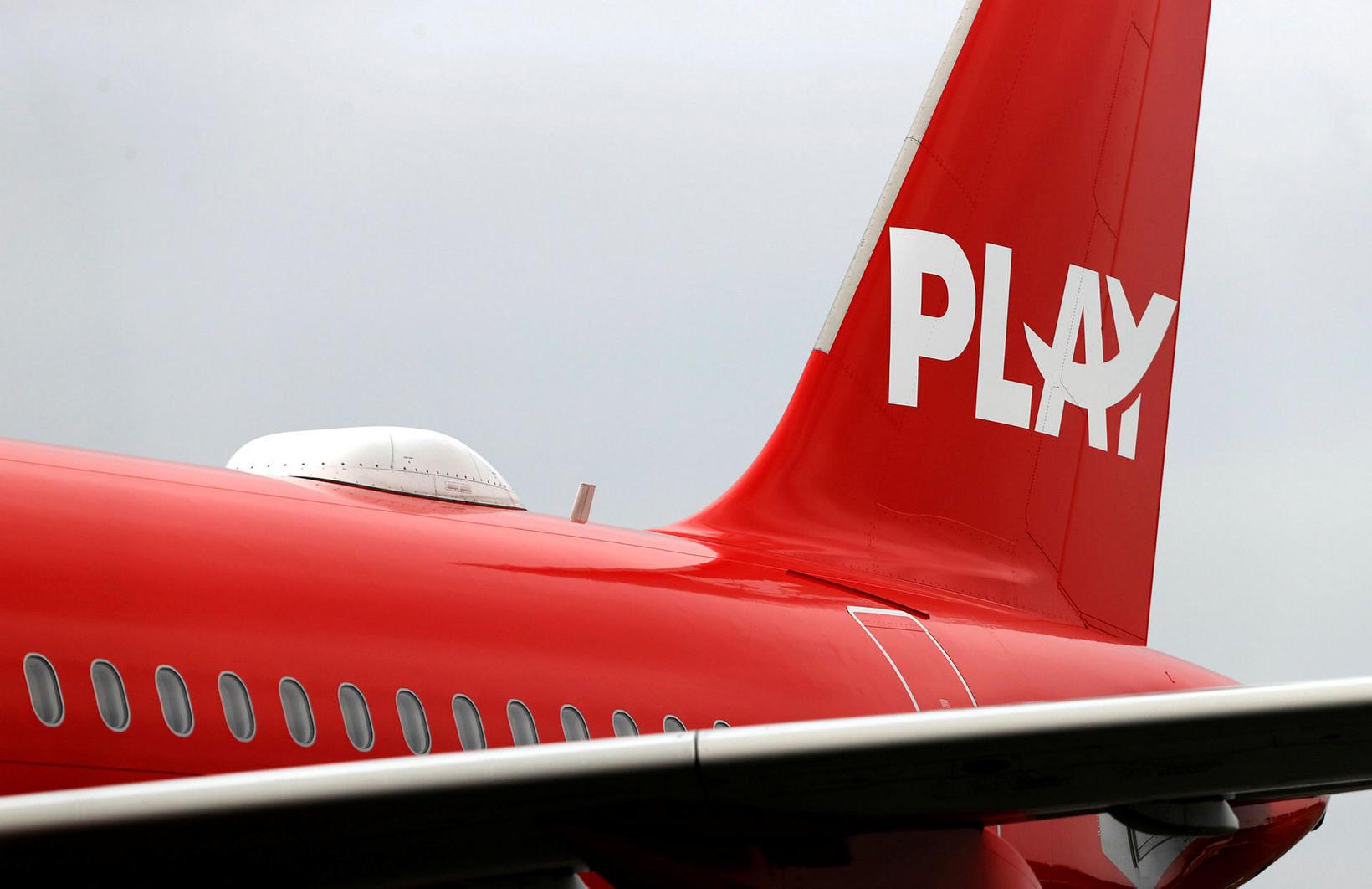 Vélar Play eru af gerðinni Airbus A321neo.
