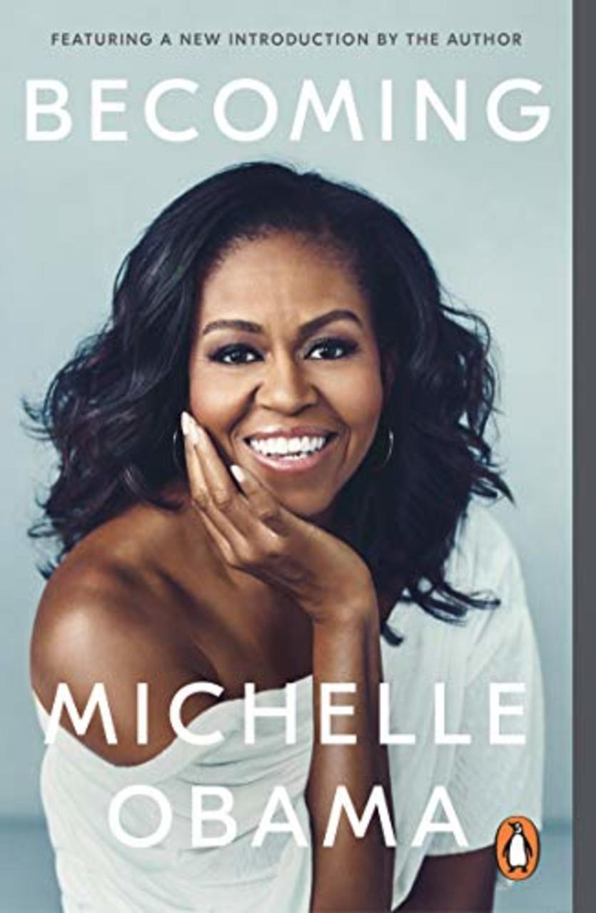 Becoming eftir Michelle Obama er frábær bók sem þú ættir …