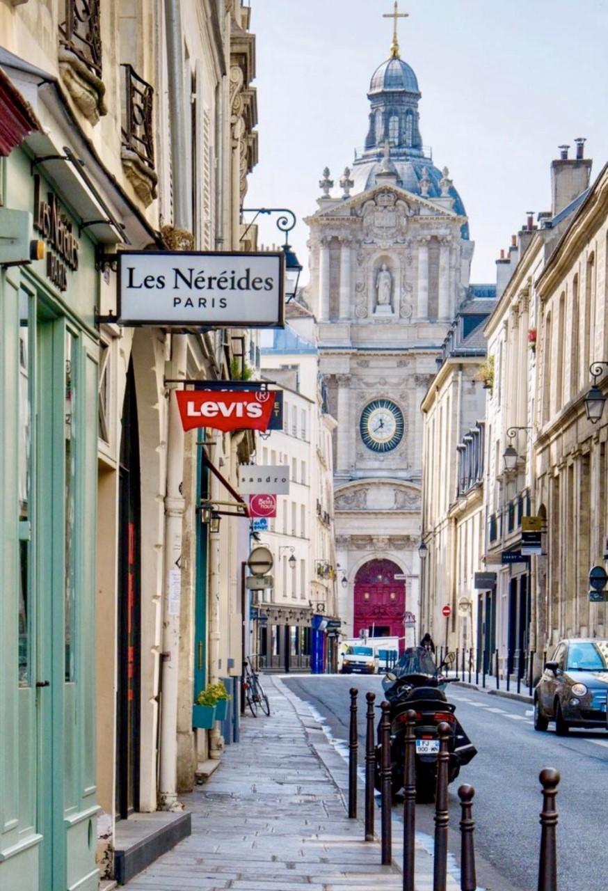 París er uppáhalds borgin hennar Vilborgar.
