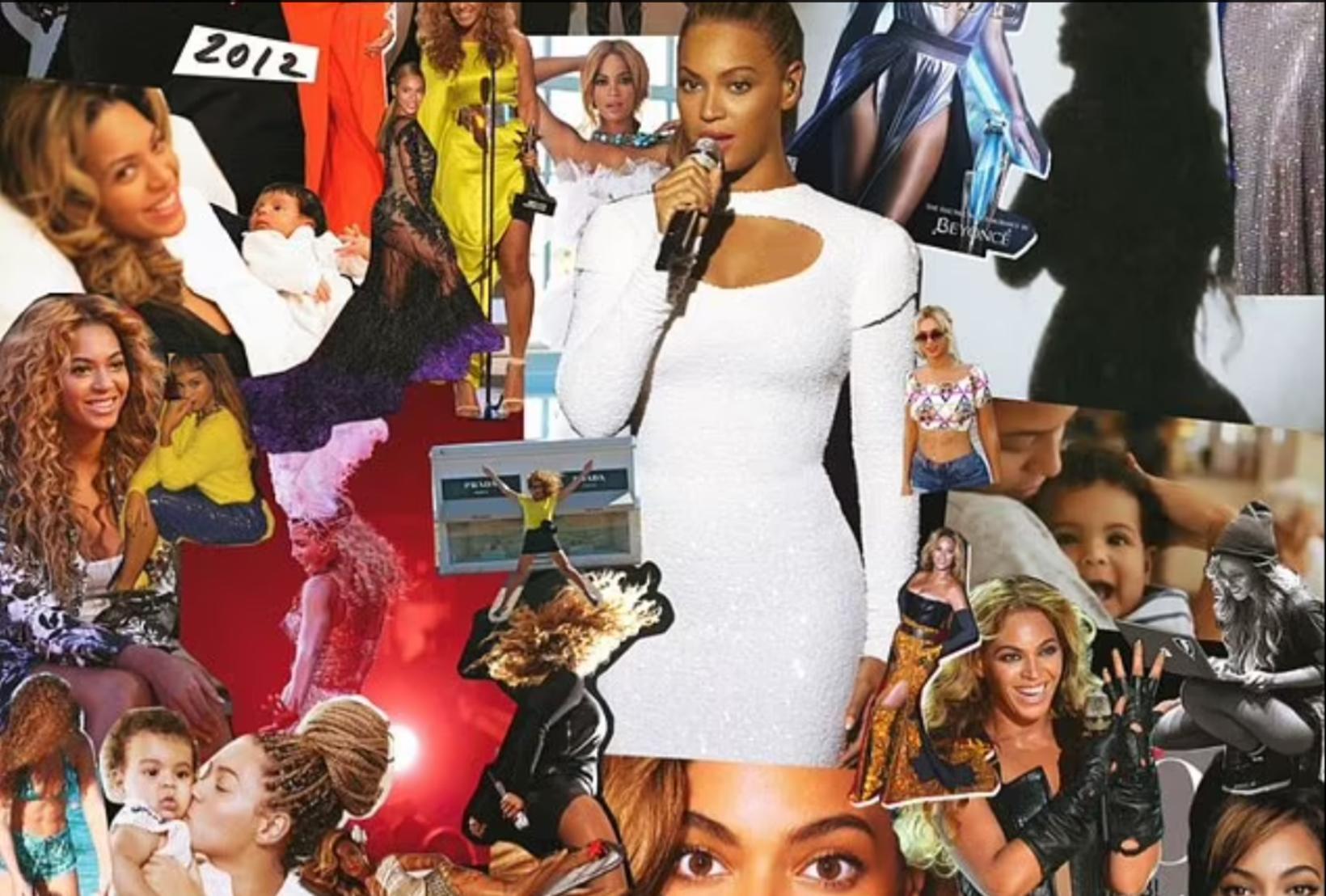 Farsæll ferill Beyonce.
