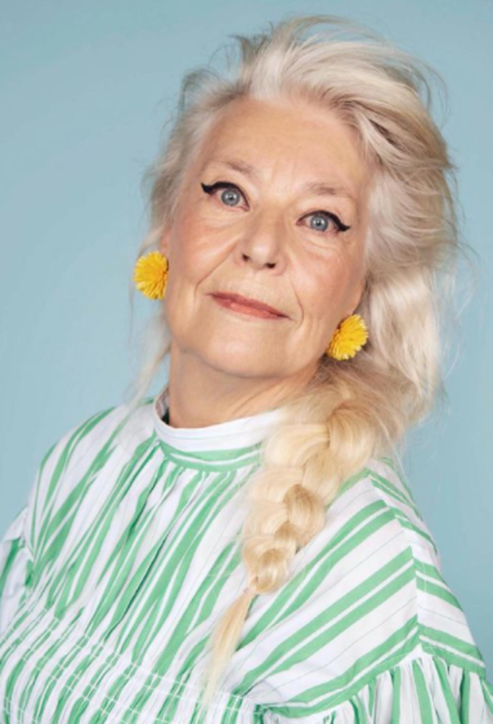 Þessi er 76 ára og hafði alltaf dreymt um að …