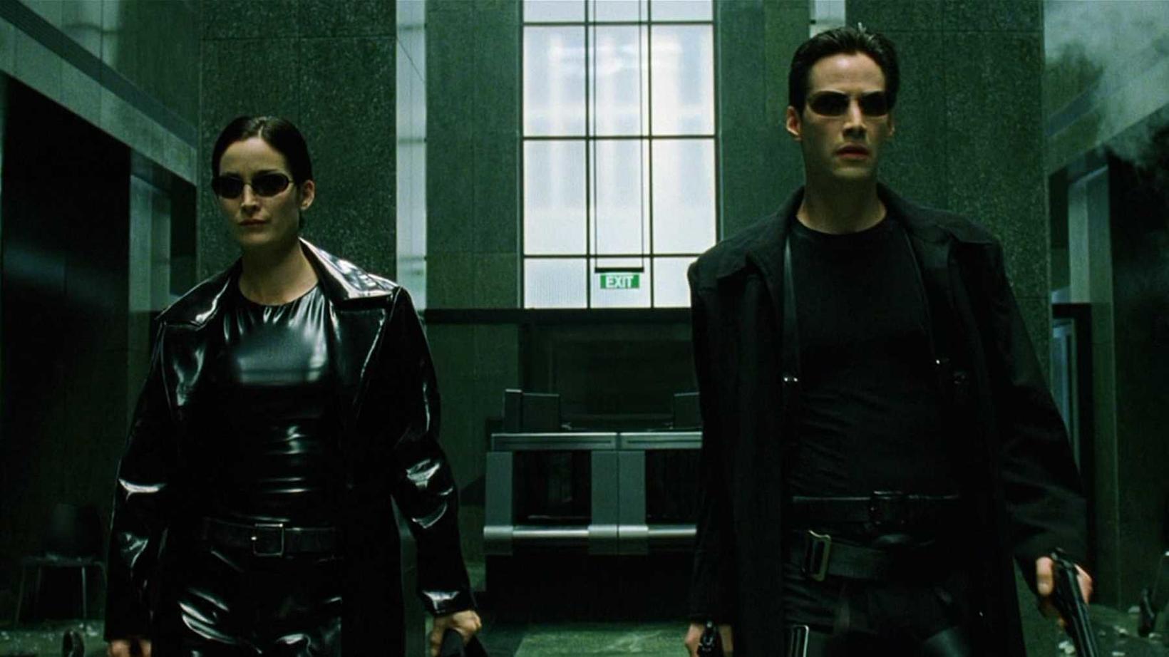 Trinity og Neo snúa aftur í Matrix Resurrections.