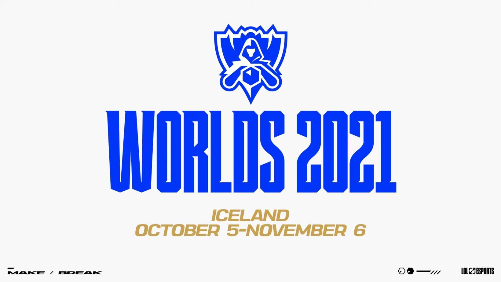Worlds 2021, heimsmeistaramótið í League of Legends, fer fram á …