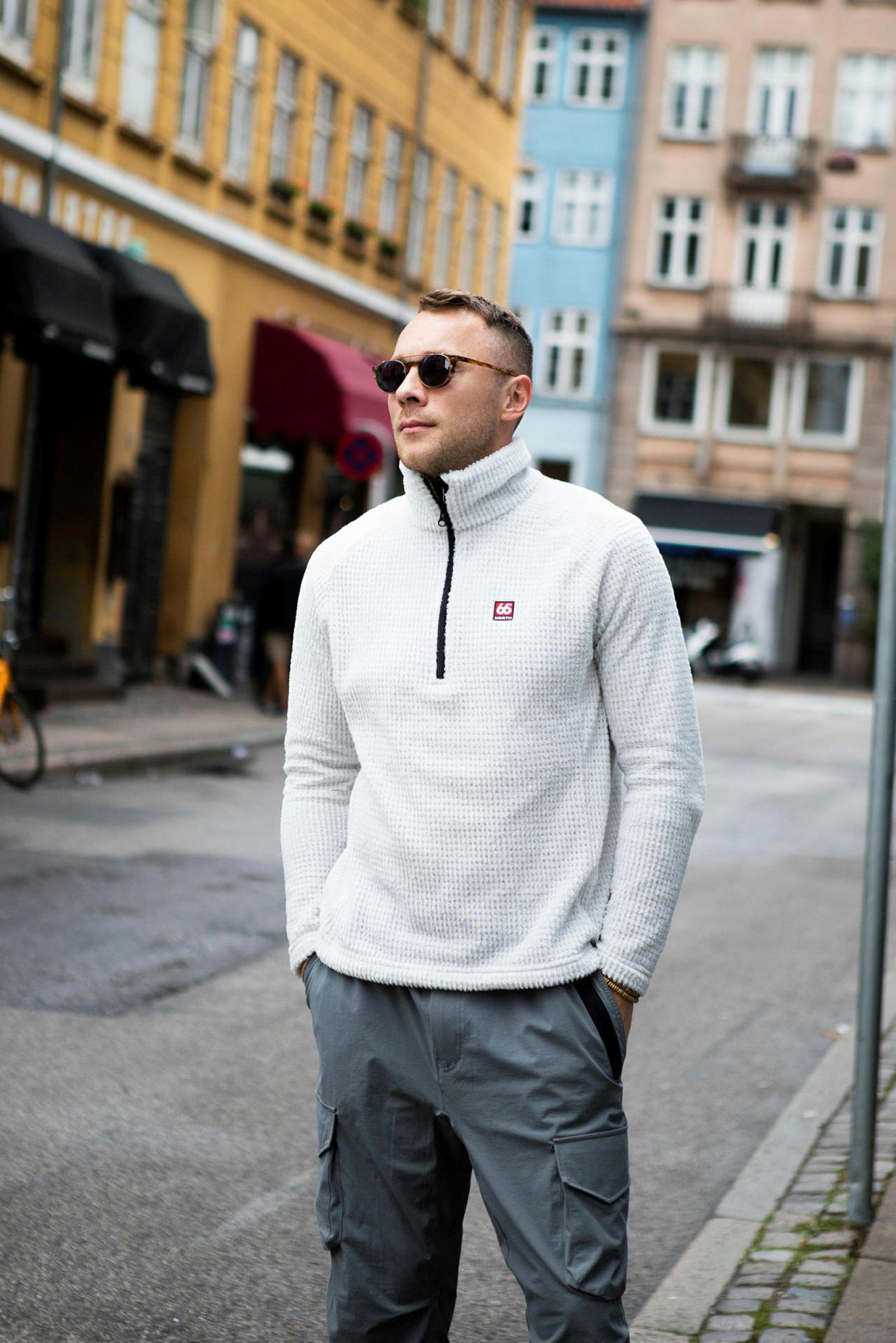 Ari Bragi Kárason segir Kaupmannahöfn barnvæna.