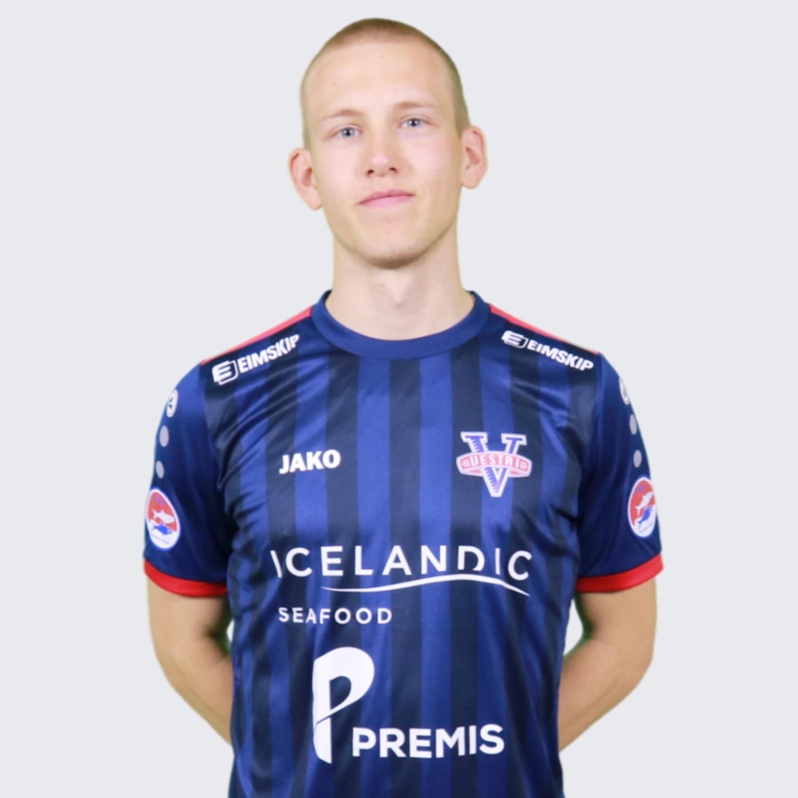 Elmar Atli Garðarsson.