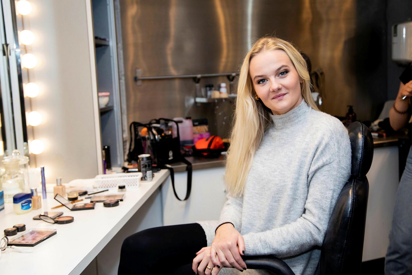 Vala Kristín Eiríksdóttir.