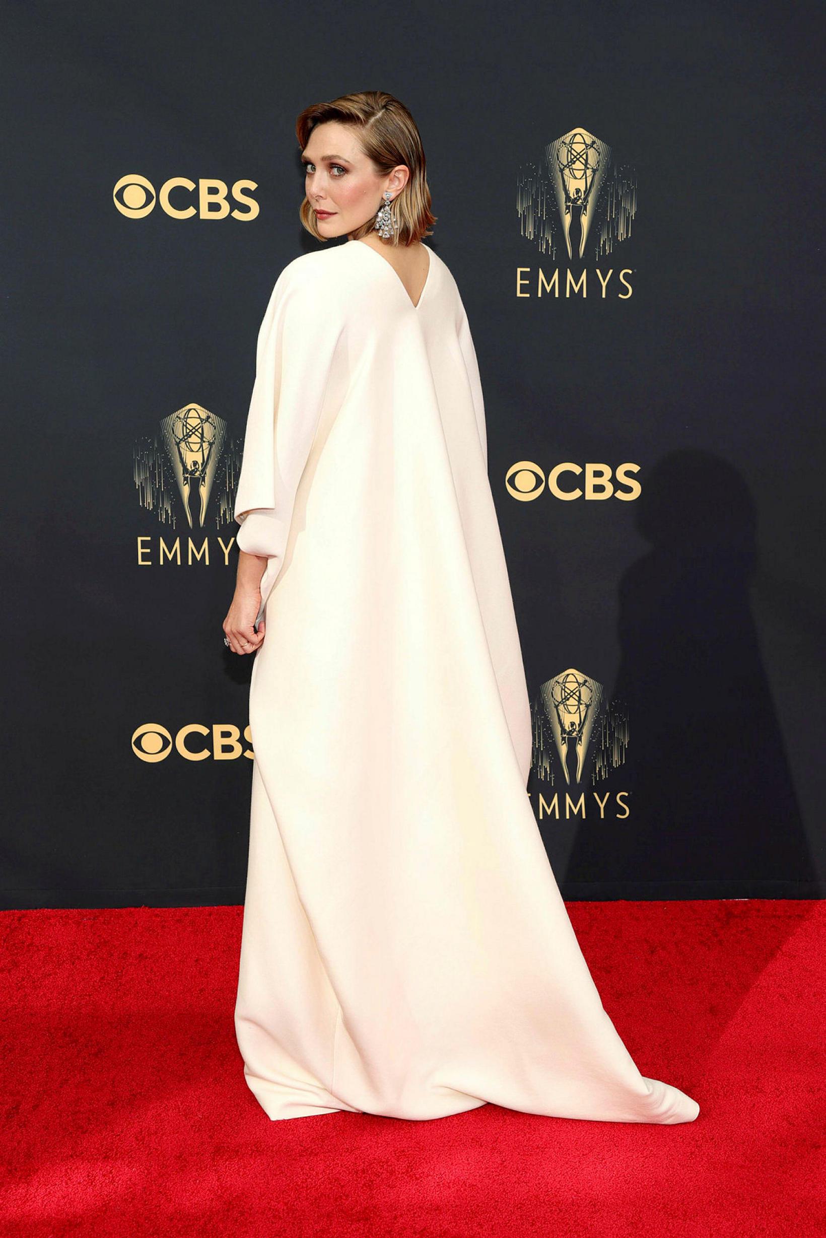 Elizabeth Olsen The Row and Chopard.