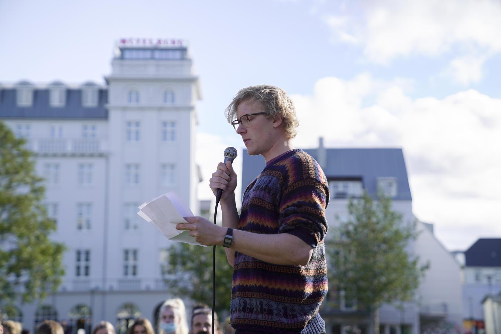 Birnir Jón Sigurðsson.