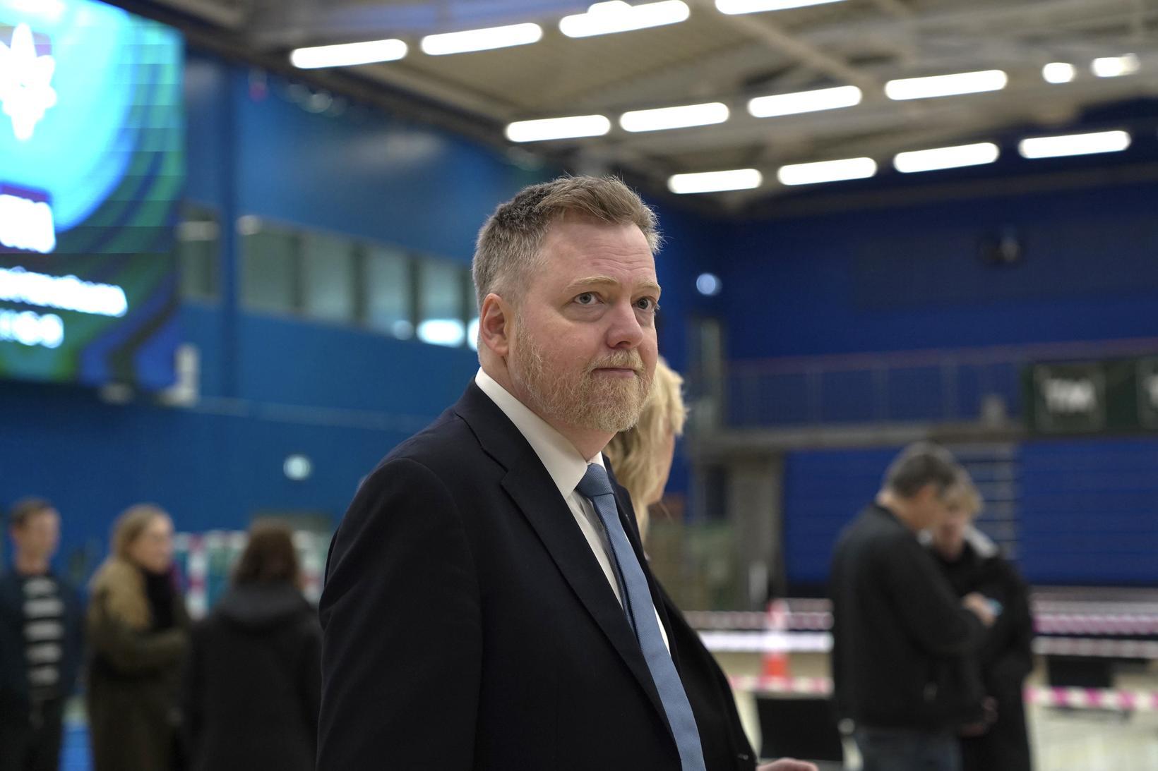 """""""Besta leiðin til þess að grípa inn í og koma …"""