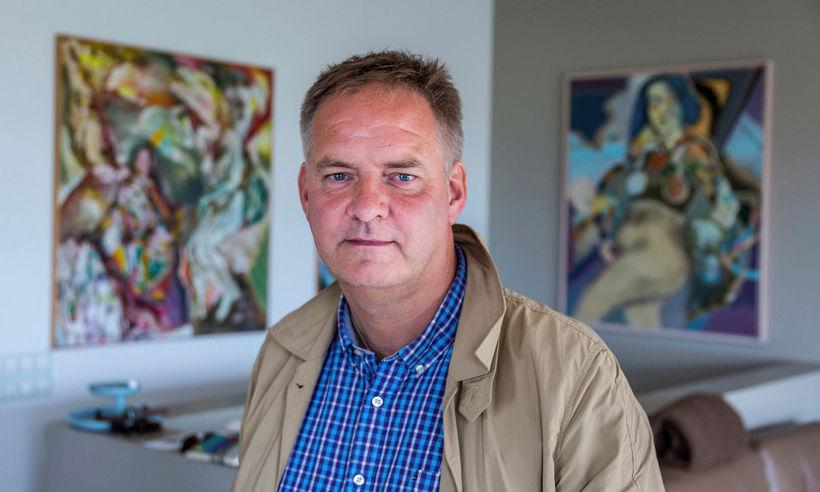 Gylfi Dalmann Aðalsteinsson.