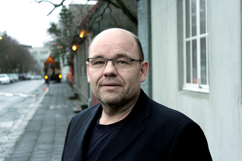 Ólafur Loftsson, formaður Félags grunnskólakennara.