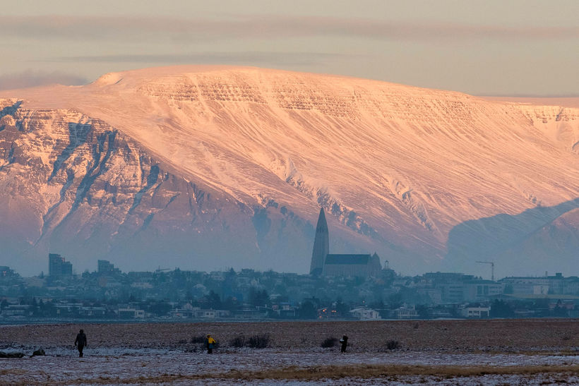 Svifrykið í Reykjavík gerir útivist hreinlega heilsuspillandi fyrir suma hópa ...