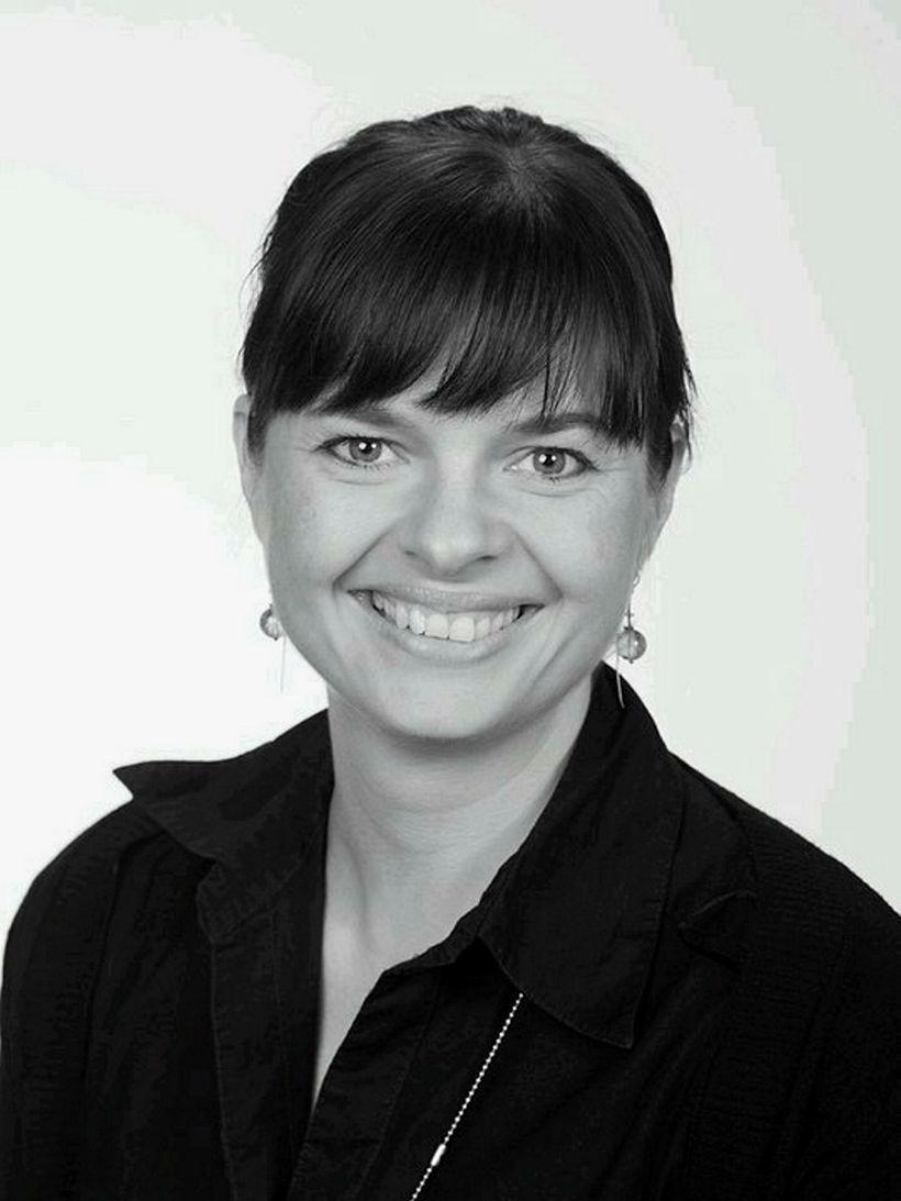 Anna Margrét Bjarnadóttir.