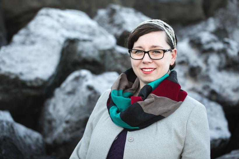 Rannveig sækist eftir 1. sæti á lista Pírata í Reykjavík