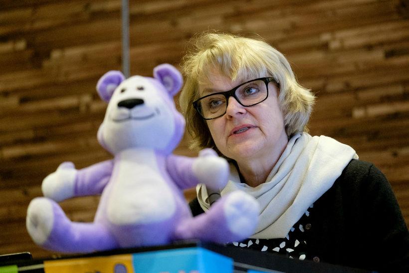 Dr. Dorte Marie Söndergaard prófessor í félagssálfræði.