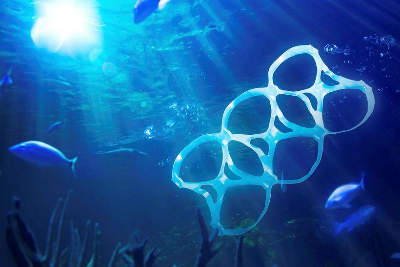 Umhverfisráðuneytið vinnur að samantekt þekkingar er varðar plast og plastmengun.