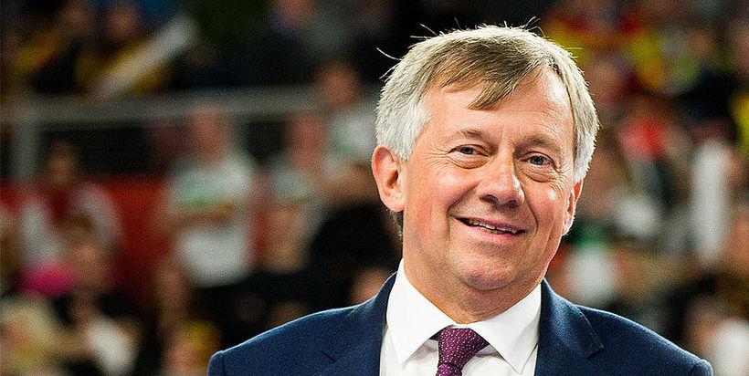 Michael Wiederer, forseti EHF.