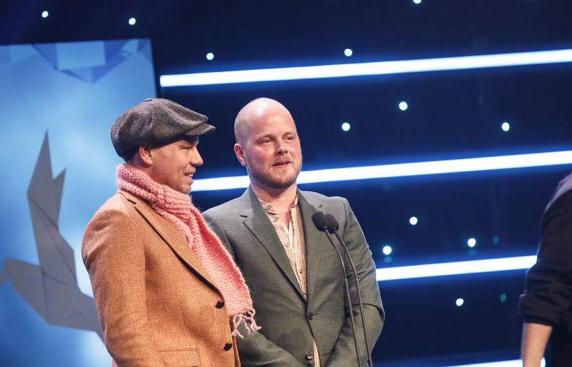 Snorri Helgason received two awards for his folk album Margt ...
