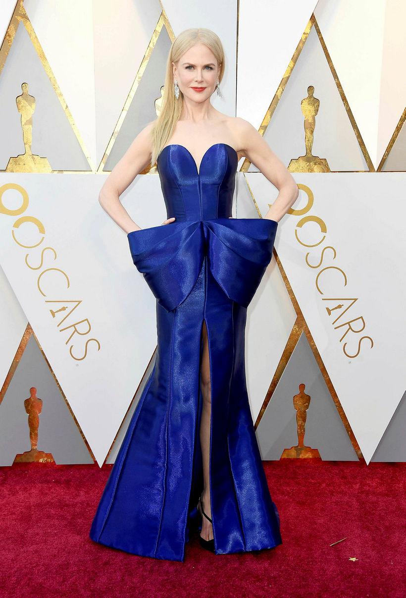 Nicole Kidman árið 2018.