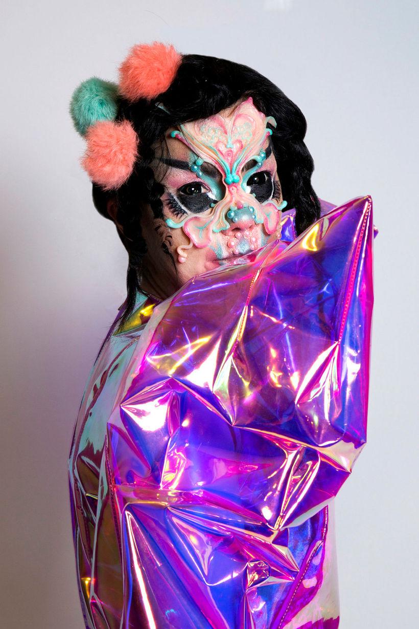 Björk Guðmundsdóttir heldur tónleika hér á landi í næsta mánuði.