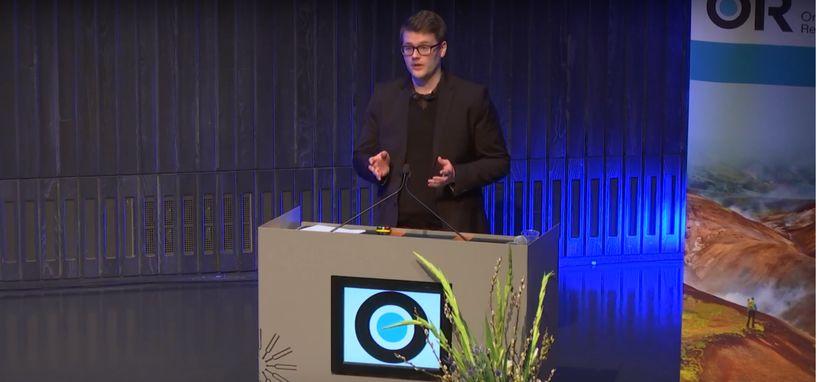 Kristján E. Eyjólfsson rafmagnshönnuður segir Orkuveituna fá fjölda fyrirspurna frá ...