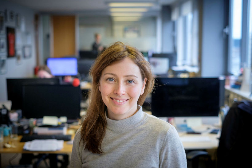 Eva Bjarnadóttir sérfræðingur hjá UNICEF á Íslandi.