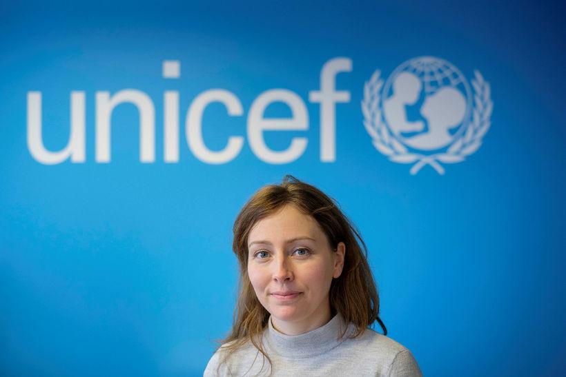 Eva Bjarnadóttir, sérfræðingur hjá UNICEF, segir að niðurstaða skýrslunnar sýni ...
