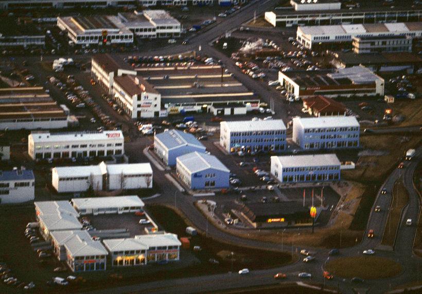 Fasteignajöldin hækkuðu um 35% árin 2016- 2018 í Reykjavík.