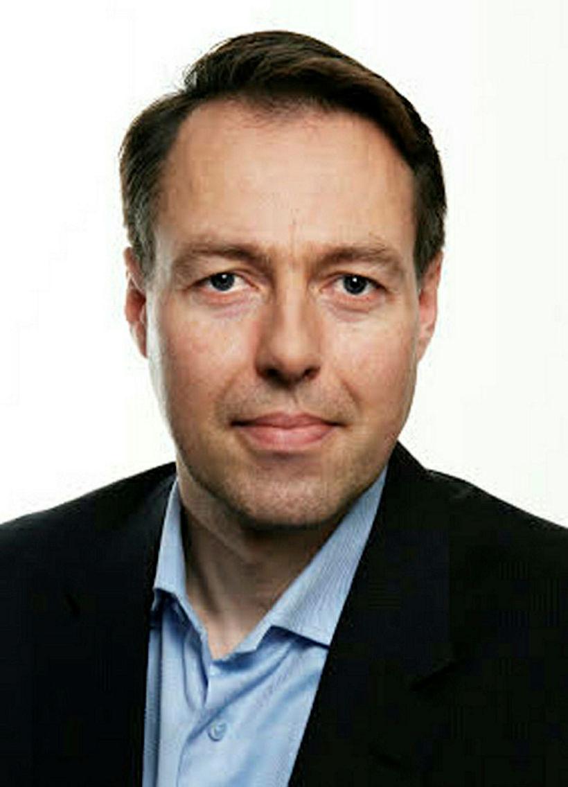 Birgir Þórarinsson, þingmaður Miðflokksins.