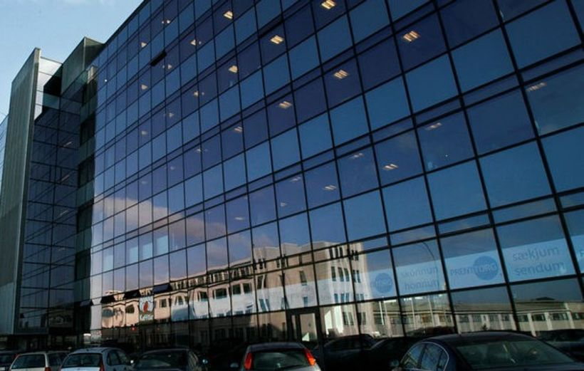 Skrifstofur Reykjavíkurborgar eru við Borgartún.