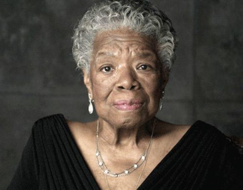 Maya Angelou sagði að þegar við höfum lært eitthvað eigum ...
