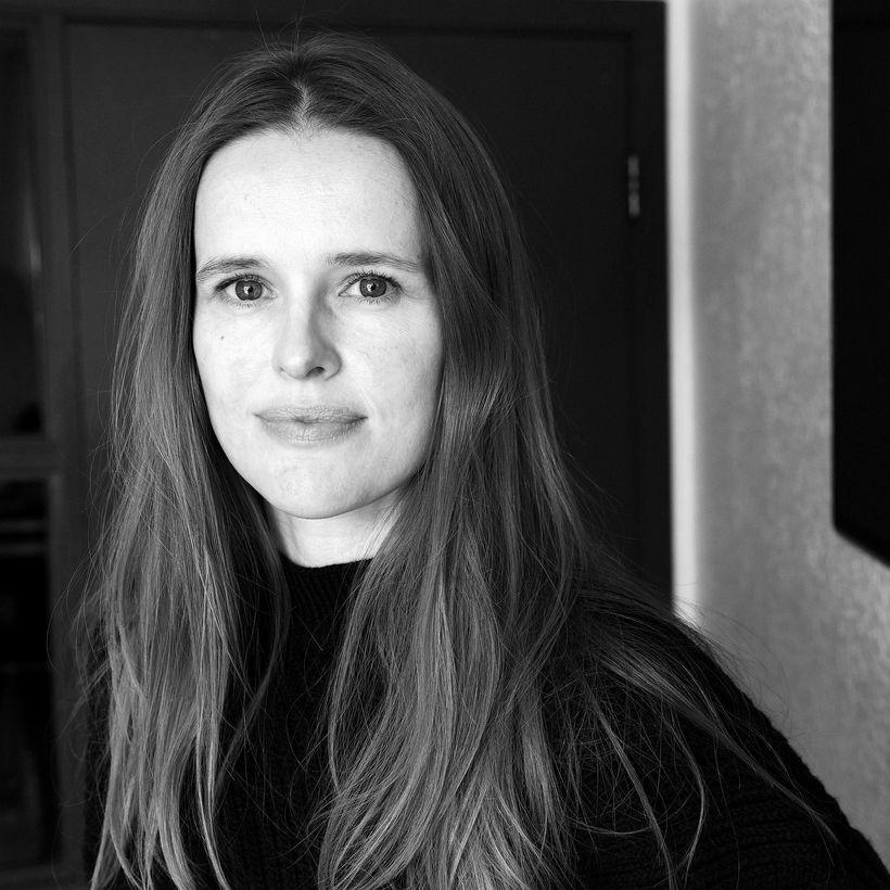 Margrét Bjarnadóttir, danshöfundur og myndlistarkona