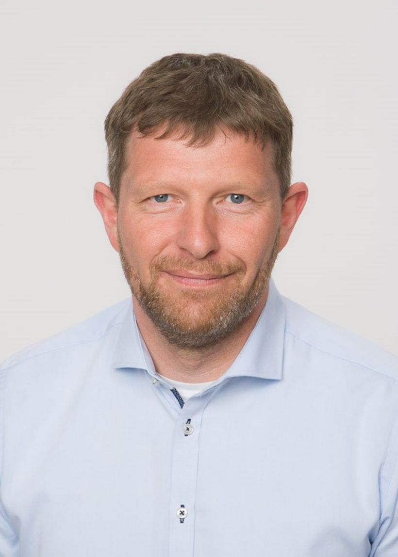 Einar Jón Pálsson.