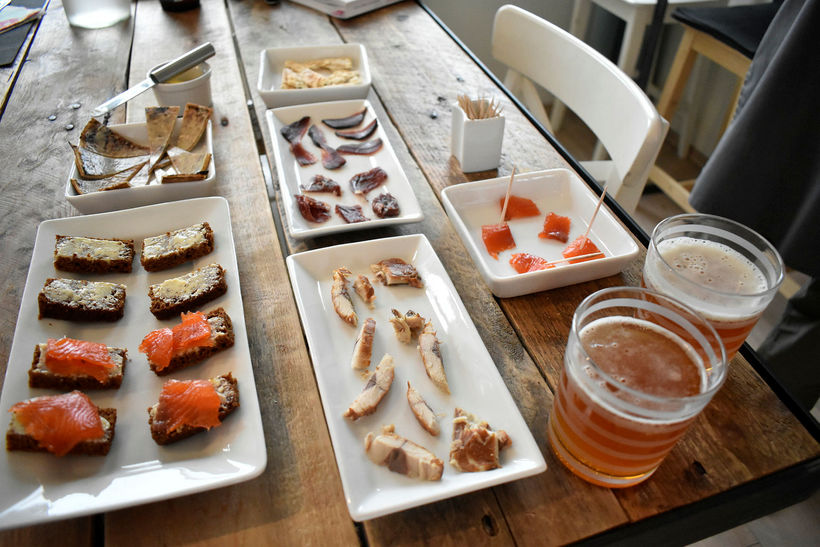 Tasting the best of the best according to Siggi and ...