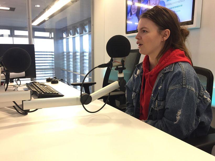 Birna Rún Eiríksdóttir í viðtali á Magasíninu K100