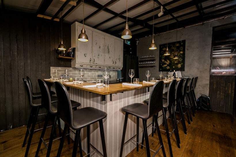 Iceland S Smallest Restaurants Opens Its Doors Iceland Monitor