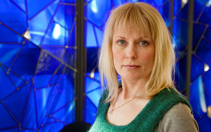 Activist and writer Eva Hauksdóttir asks anyone with information on ...