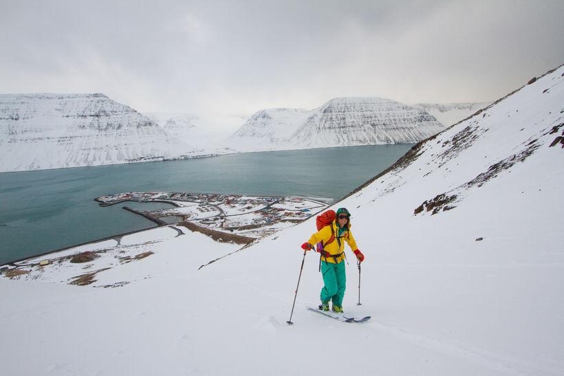 Fjallamennsku er auðvelt að stunda á Flateyri og nágrenni hvort ...